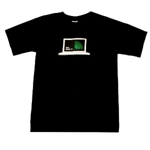 wlan wifi shirt