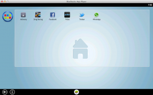 bluestacks android apps mac os x