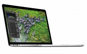 MacBook Pro mit Retina Display © 2012 Apple Inc