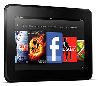 Amazon Kindl Fire HD