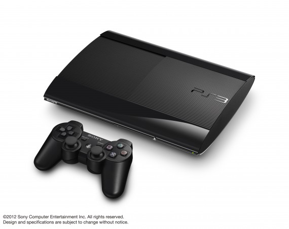 PlayStation Super Slim