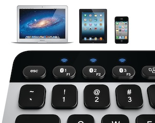 Logitech Easy-Switch Keyboard