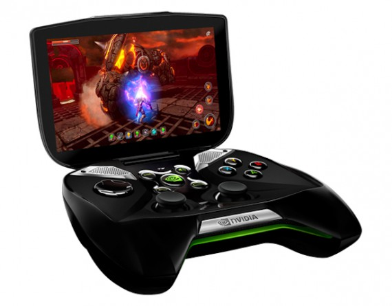 Nvidia - Project Shield