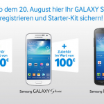 Samsung S4 Promotion
