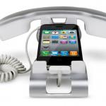 Ivori iPhone und Smartphone klassisches Telefon
