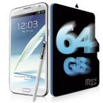 Samsung Galaxy - Gratis microSD