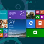 Windows 8.1 Blue ModernUI